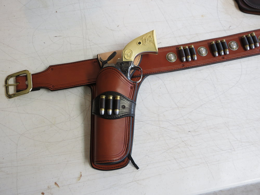 Indian Creek Leather