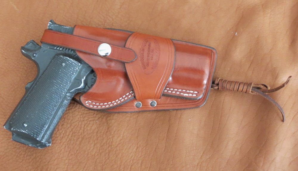 Indian Creek Leather
