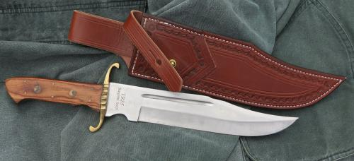 Brown Knife Sheath