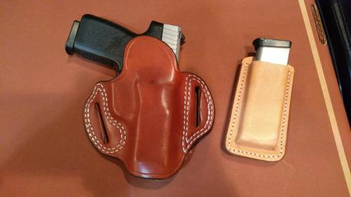 Kahr Holster & Mag Pouch