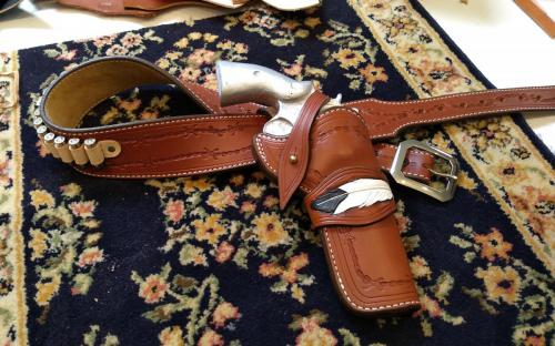 Red Hawk Holster