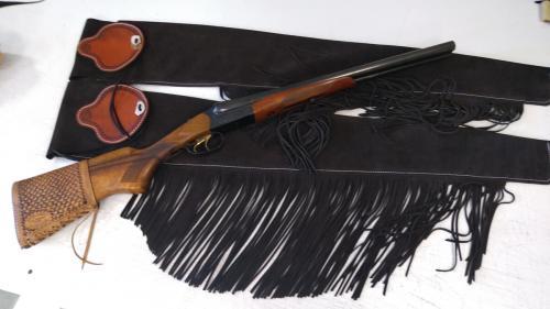 Rifle Sleeve Dk Brown