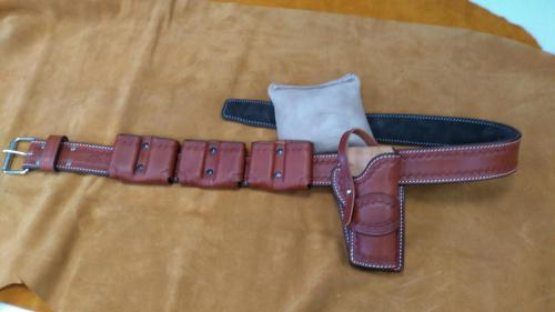Wild Bunch Holster and Rig