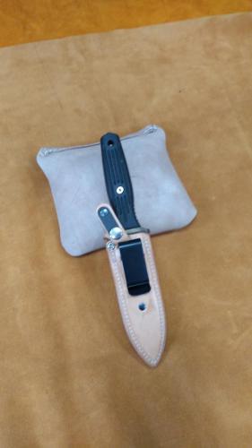 clip on dagger sheath